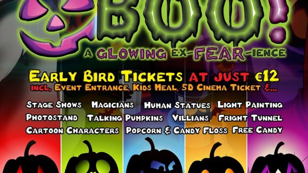 BOO ! The Glowing Ex-FEAR-ience […]