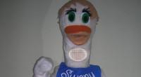 Mascotte /Mascot Cigno realizzata interamente […]